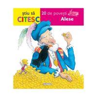 Editura GIRASOL - Stiu sa citesc. 20 de povesti alese