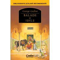 EDU.226_001w Carte Editura Corint, Balade si idile, George Cosbuc