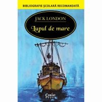 EDU.315_001w Carte Editura Corint, Lupul de mare, Jack London