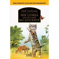 EDU.318_001w Carte Editura Corint, Din lumea celor care nu cuvanta, Emil Garleanu