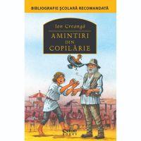 EDU.319_001w Carte Editura Corint, Amintiri din copilarie, Ion Creanga