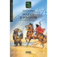 EDU.349_001w Carte Editura Corint, Povesti si povestiri, Ion Creanga
