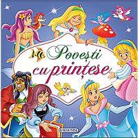 EG0129_001w Carte Editura Girasol, Povesti cu printese