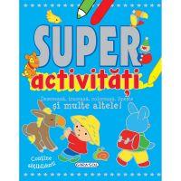 EG0150_001w Carte Editura Girasol, Super activitati