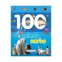 EG0174_001w Carte Editura Girasol, 100 de animale marine