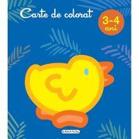 EG0358_001w Carte Editura Girasol, Carte de colorat 3-4 ani