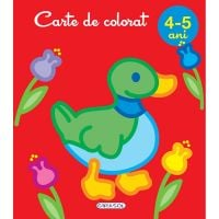 EG0365_001w Carte Editura Girasol, Carte de colorat 4-5 ani