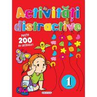 EG0549_001w Carte Editura Girasol, Activitati distractive 1