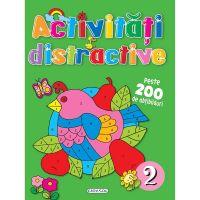 EG0556_001w Carte Editura Girasol, Activitati distractive 2