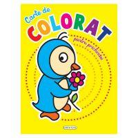 EG0709_001w Carte de colorat pentru prichindei Girasol