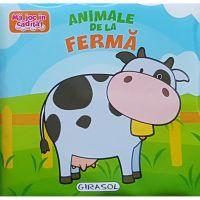 EG0716_001w Carte Editura Girasol, Ma joc in cadita! Animale de la ferma