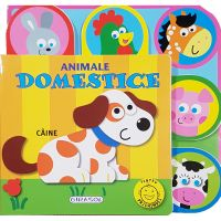EG0952_001w Carte Editura Girasol, Pentru prichindei, Animale domestice