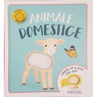 EG0990_001w Carte Editura Girasol, Mangaie-ma si spune cine sunt! Animale domestice