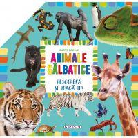 EG1027 Carte Pop-up - Animale salbatice