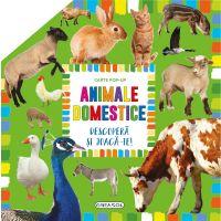 EG1034_001w Carte Pop-up - Animale domestice