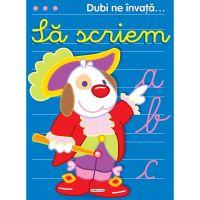 EG4381_001w Carte Editura Girasol, Dubi ne invata...Sa scriem