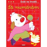 EG4398_001w Carte Editura Girasol, Dubi ne invata...Sa numaram