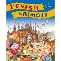 Carte Editura Girasol - Povesti cu si despre animale