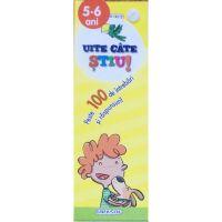 EG8907_001 Carte Editura Girasol, Uite cate stiu, 5-6 ani