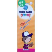 EG8914_001 Carte Editura Girasol, Uite cate stiu, 6-7 ani