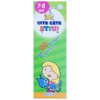 EG8921_001 Carte Editura Girasol- Uite cate stiu, 7-8 ani