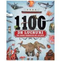 EG9409_001w Carte Girasol, 1100 de lucruri pe care trebuie sa le stii