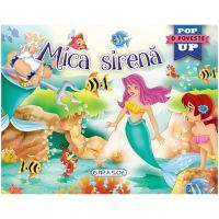 EG9485_001 Carte Pop-Up Girasol, Mica Sirena