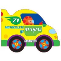 EG9744_001w Carte Girasol - Vehicule cu motor - Motociclete si masini