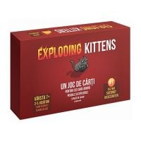 EKEK01RO_001w Joc de societate Exploding Kittens