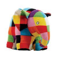 EL1441_001w Jucarie de plus Elefantul Elmer