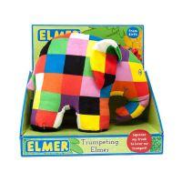 EL1443_001w Jucarie de plus interactiva Elefantul Elmer