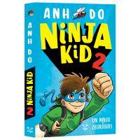 EP4853_001w Carte Editura Epica, Ninja Kid 2, Ahn Do