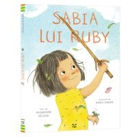EP4877_001w Carte Editura Epica, Sabia lui Ruby, Jacqueline Veissid