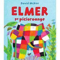 Elmer pe picioroange, David Mckee
