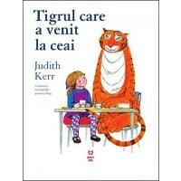 Tigrul care a venit la ceai, Judith Kerr