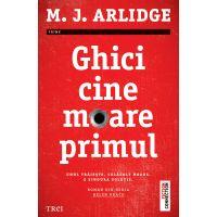Ghici cine moare primul, M.J. Arlidge