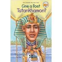Cine a fost Tutankhamon?, Roberta Edwards