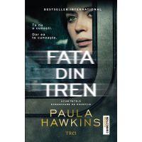 Fata din tren, Paula Hawkins