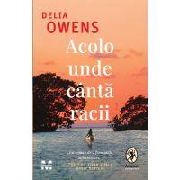 Acolo unde canta racii, Delia Owens