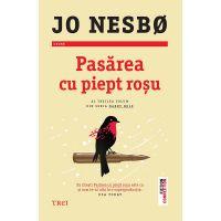 Pasarea cu piept rosu, Jo Nesbo