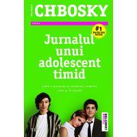 Jurnalul unui adolescent timid, Stephen Chbosky