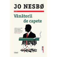 Vanatorii de capete, Jo Nesbo
