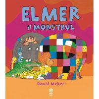 Elmer si monstrul, David Mckee