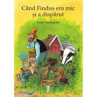 Cand Findus era mic si a disparut, Sven Nordqvist