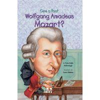 Cine a fost Wolfgang Amadeus Mozart?, Yona Zeldis Mcdonough