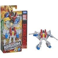 F0363_003w Figurina Transformers Kingdom WFC, Starscream F0665