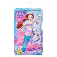 F0399_001w Papusa Disney Princess  Rainbow Reveal Ariel