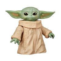 F1116_001w Figurina Star Wars Baby Yoda, 15 cm