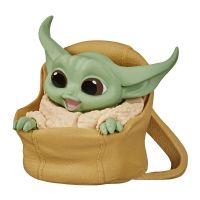 F1213_008w Figurina Star Wars Baby Yoda, Ride, F14775L00, 6 cm