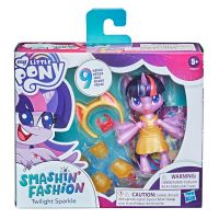 F1277 F1756 Figurina My Little Pony Smashin Fashion, Twilight Sparkle F1756